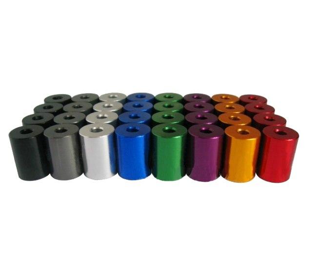 Dystanse maski 6mm Purple - GRUBYGARAGE - Sklep Tuningowy